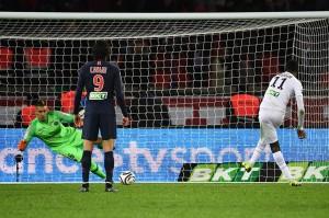 Guingamp Depak PSG dari Piala Liga Prancis