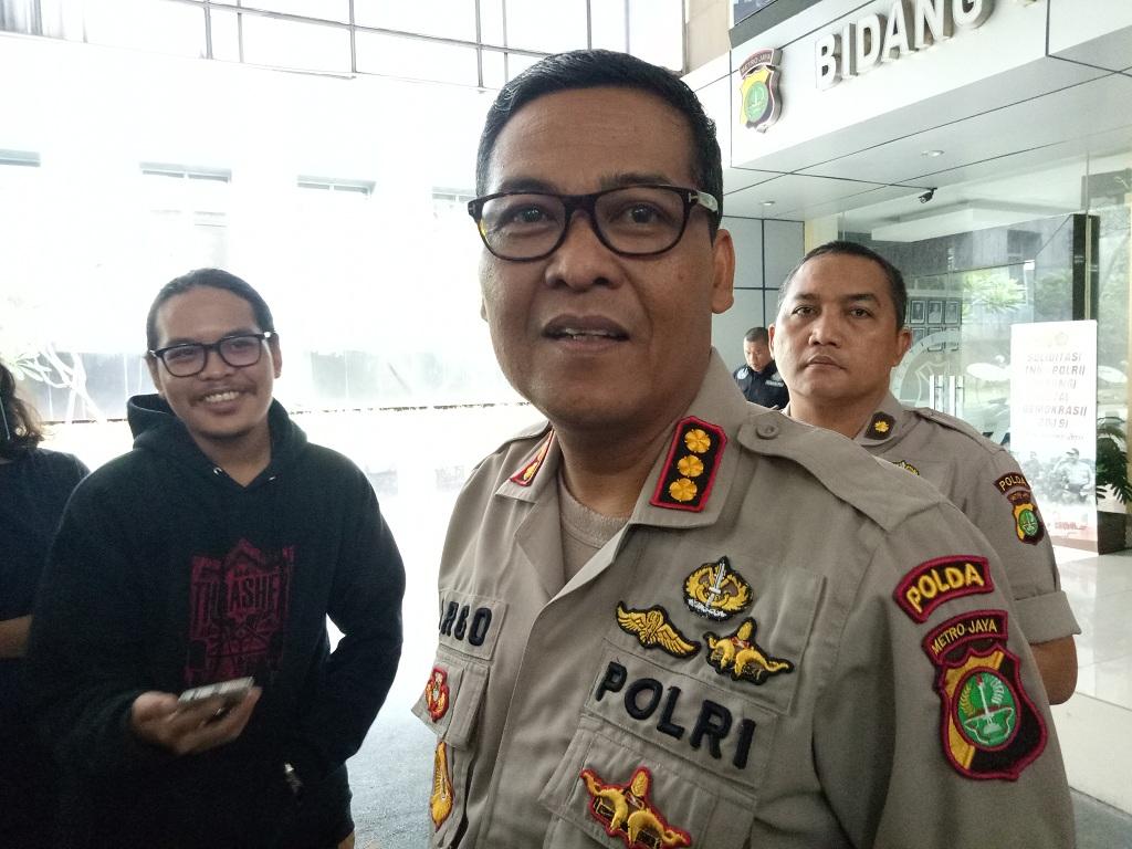 Kabid Humas Polda Metro Jaya Kombes Argo Yuwono - Medcom.id/Siti Yona Hukmana.