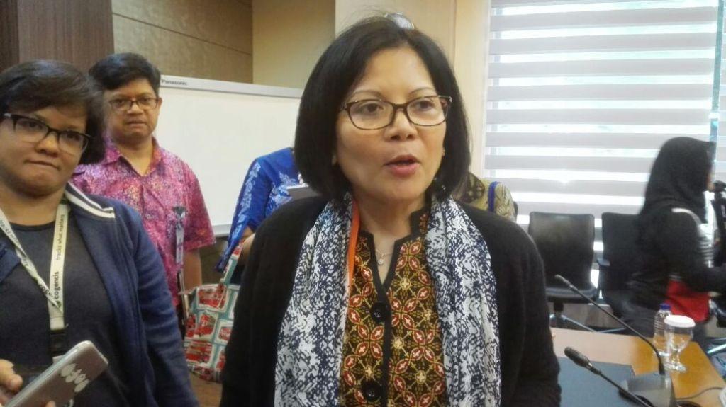 Direktur Surat Utang Negara DJPPR Kementerian Keuangan Loto S Ginting. (FOTO: Medcom.id/Suci Sedya)