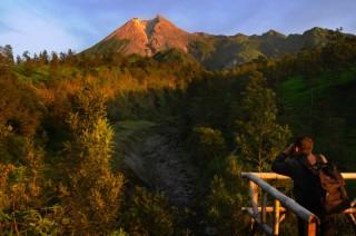 Pemerintah Akan Relokasi 44 KK dari Lereng Merapi