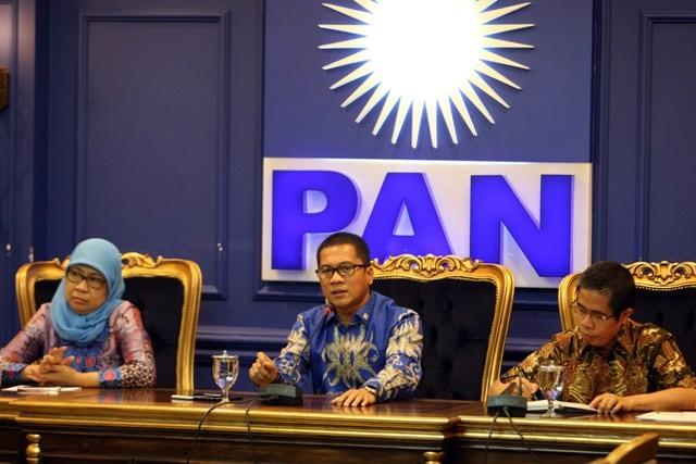 Ketua DPP PAN Yandri Susanto/MI/Susanto