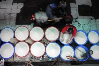 Impor Beras Jadi Solusi Masalah Produksi