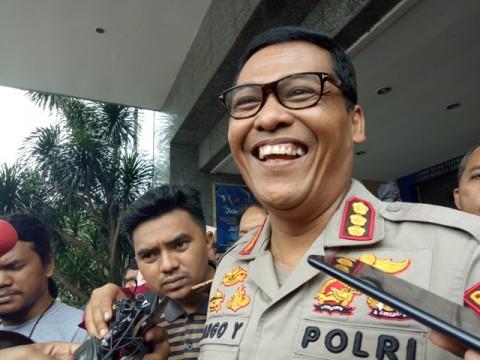 Kabid Humas Polda Metro Jaya Kombes Argo Yuwono--Medcom.id/Siti