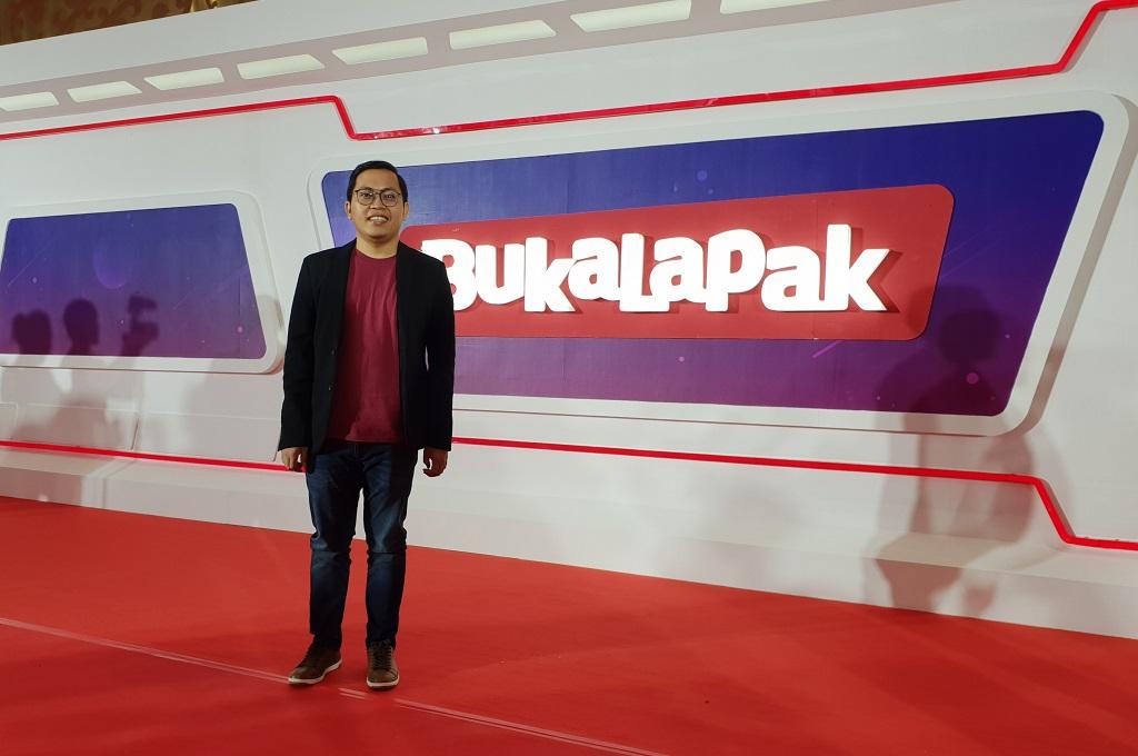 Bukalapak mengumumkan investasi sebesar Rp1 Triliun pada program Mitra Bukalapak.