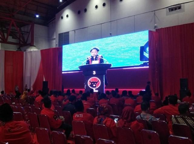 Ketua Umum PDI Perjuangan Megawati Soekarnoputri. - Foto: Medcom.id/Fachri Audhia Hafiez