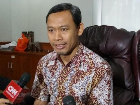 Komisi Pemilihan Umum (KPU) menggelar rapat koordinasi persiapan