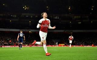 Ramsey Kian Dekat Gabung Juventus