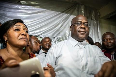 Felix Tshisekedi Pimpin Oposisi Menang Pemilu Kongo