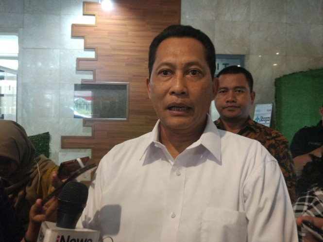 Direktur Utama Perum Bulog Budi Waseso. (FOTO: Medcom.id/Annisa Ayu)