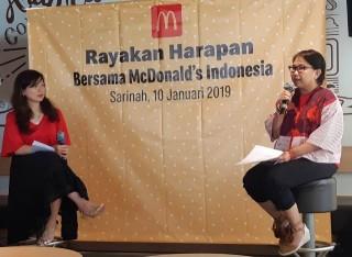 Wujudkan Harapan Pelanggan Bersama McDonald's