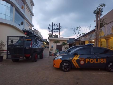 Enam Narapidana Rutan Surakarta Dipindah Ke Mapolda Jateng