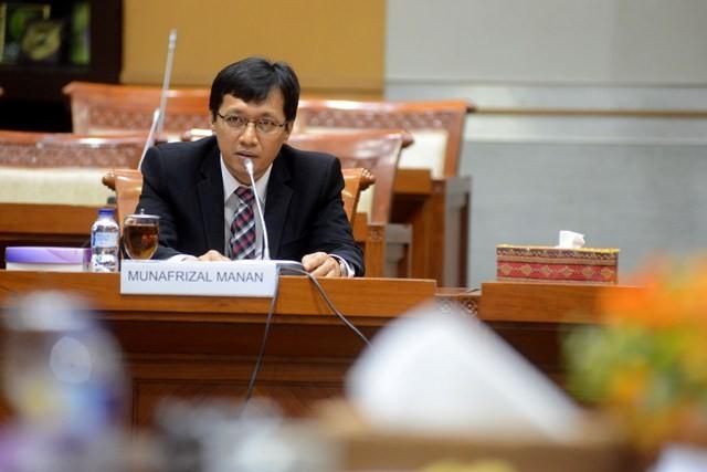 Komisioner Komnas HAM Munafrizal Manan. Foto: MI/Susanto.