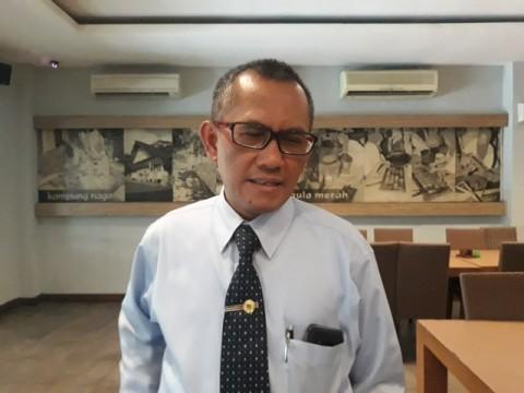 Ketua Komisi Yudisial Jaja Ahmad Jayus. Foto: Medcom.id/Sunnaholomi Halakrispen.