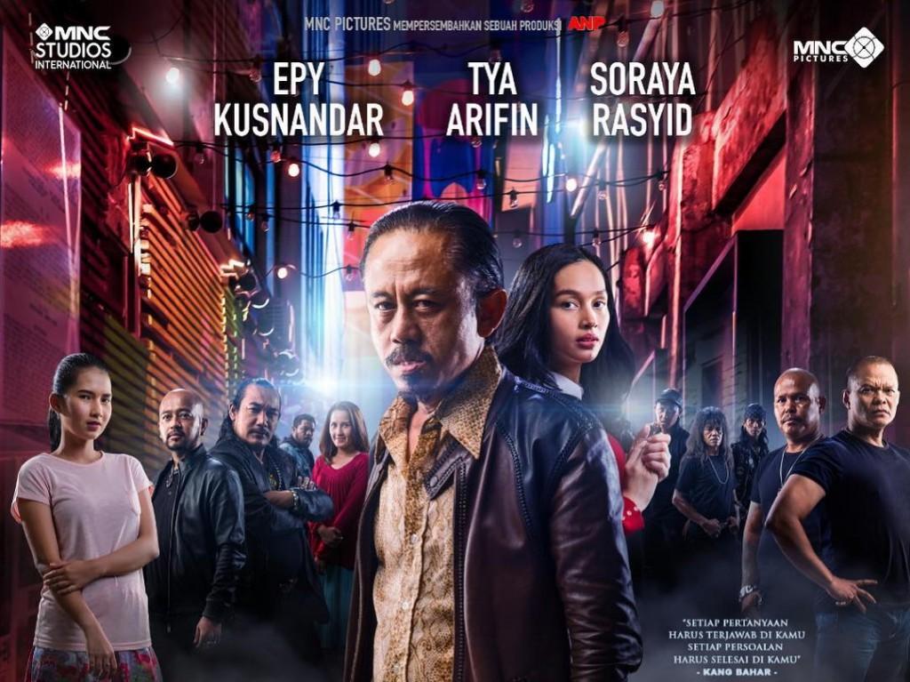 Poster Film Preman Pensiun (Foto: mncpictures)