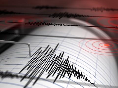 11 Gempa Beruntun Terjadi di Selat Sunda