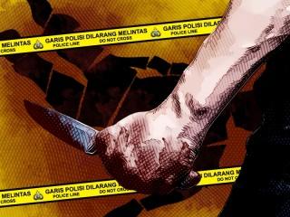 Pelaku Peragakan 19 Adegan Pembunuhan di Green Pramuka
