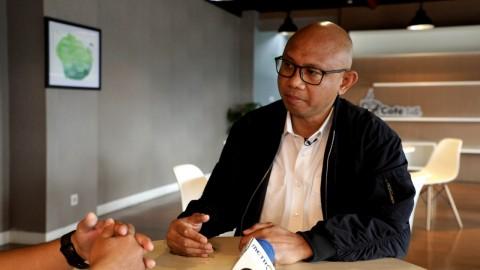 Direktur Utama MRT Jakarta William Sabandar. Foto: