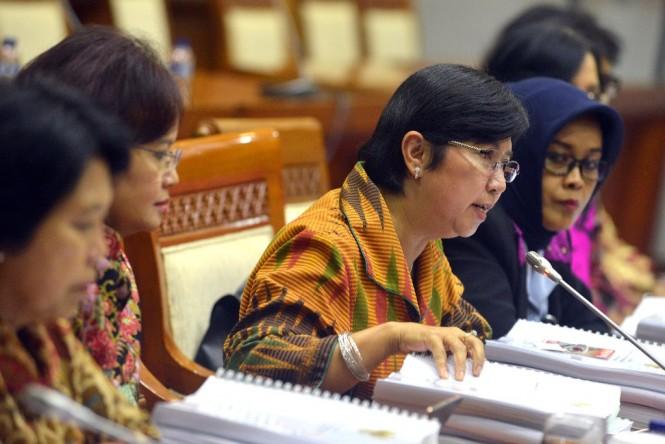Anggota Dewan Komisioner LPS Destry Damayanti (MI/Susanto)