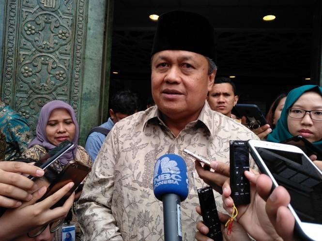 Gubernur Bank Indonesia Perry Warjiyo (Foto: Medcom.id/Desi Angriani)
