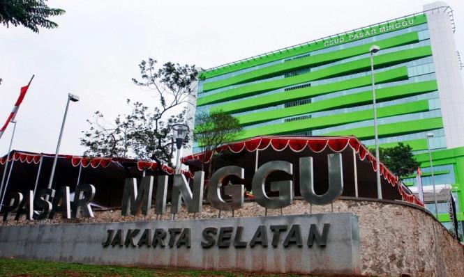 RSUD Pasar Minggu, Jakarta. Foto: MI/Galih Pradipta.
