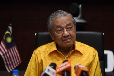 Mahathir Minta Bukti Tiongkok Terlibat Skandal 1MDB