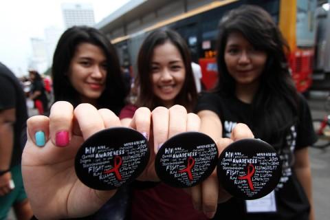 Penderita AIDS Waswas Stok Obat Terbatas