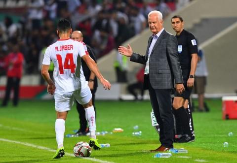Pelatih Suriah Dipecat Usai Kalah dari Yordania