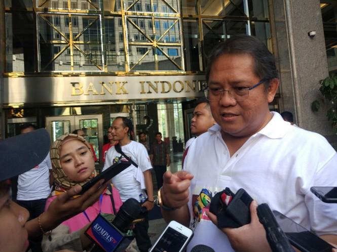 Menteri Komunikasi dan Informatika Rudiantara (FOTO: Medcom.id/Annisa Ayu Artanti)