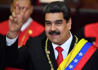 Maduro Dilantik, Peru dan Paraguay Putuskan Hubungan Diplomatik