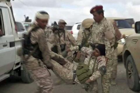 Drone Houthi Serang Parade Militer Yaman, 6 Orang Tewas
