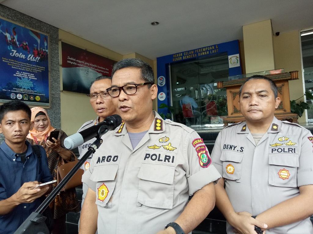 Kabid Humas Polda Metro Jaya Kombes Argo Yuwono. Foto: Medcom.id/Siti Yona Hukmana