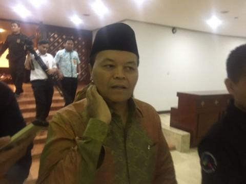 Anggota Dewan Penasihat Badan Pemenangan Nasional (BPN) Prabowo Subianto-Sandiaga Uno, Hidayat Nur Wahid - Medcom.id/Gervin Nathanael Purba.