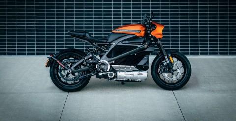 Harley-Davidson Mulai Jual Motor Nol Emisi, LiveWire