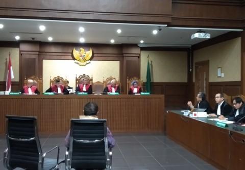 Edy Saputra Didakwa Suap Anggota DPRD Kalteng