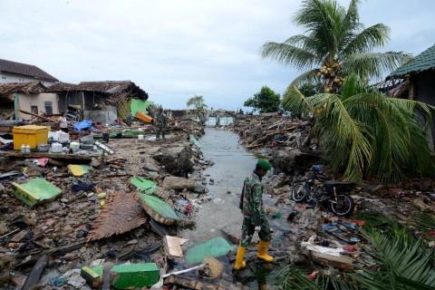 ITB Siapkan Program Rekonstruksi di Daerah Terdampak Tsunami