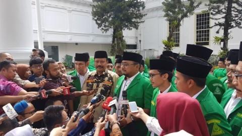 GP Ansor Sebut Kelompok Radikal Menginduk ke Salah Satu Paslon