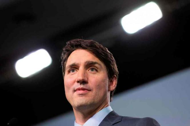 Perdana Menteri Kanada Justin Trudeau. (FOTO: AFP)