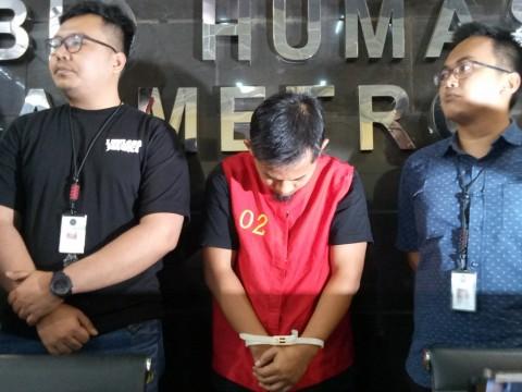 Guru Penyebar Hoaks Surat Suara Ditangkap