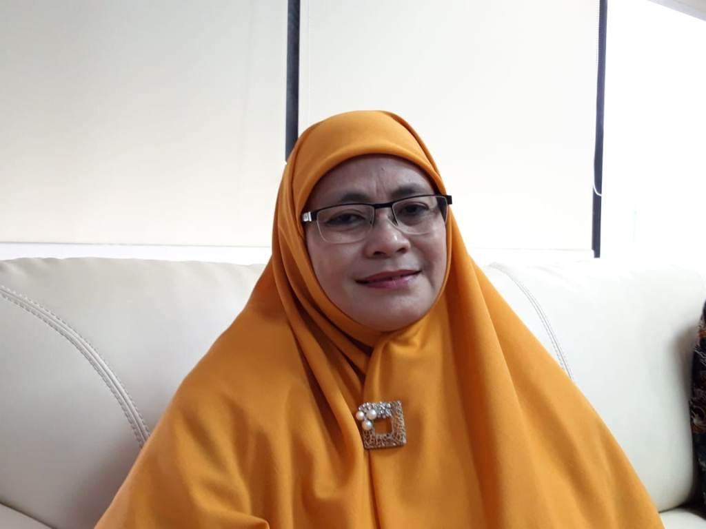 Kepala Sekolah MAN Insan Cendikia Serpong, Persahini Sidik, Medcom.d/Intan Yunelia.