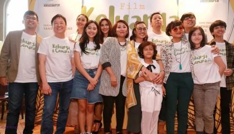 Film Keluarga Cemara Dipuji Wali Kota Bogor dan Solo