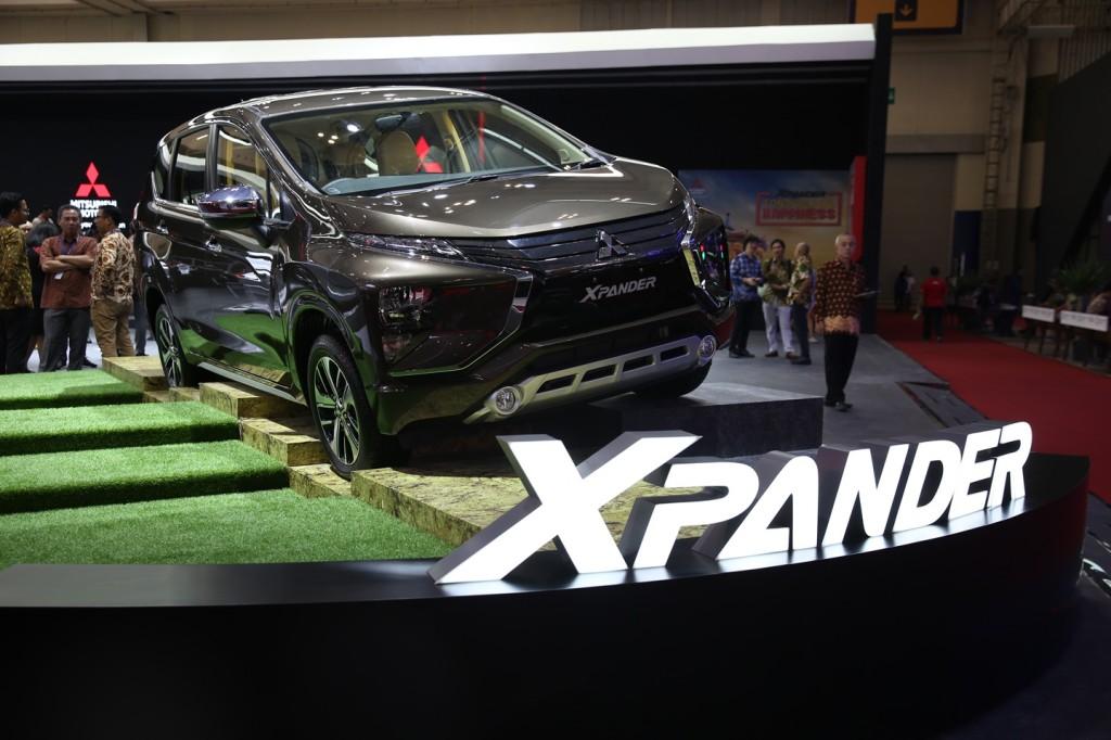 Xpander kini menjadi raja di LMPV. Mitsubishi