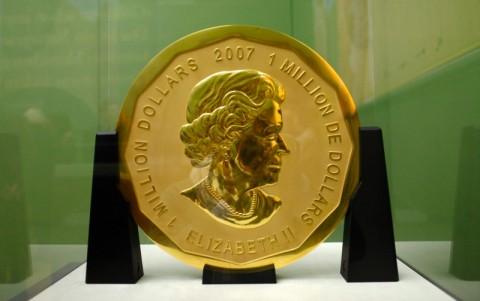 Curi Koin Emas Raksasa, Empat Warga Berlin Ditangkap