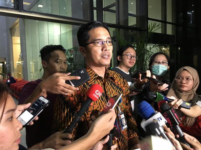 Juru Bicara Komisi Pemberantasan Korupsi Febri Diansyah. Foto: Medcom.id/Isfan Harun..