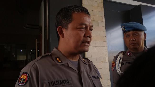 Kabid Humas Polda DIY, AKBP Yuliyanto di Mapolda DIY, Kamis, 27 Desber 2018. Medcom.id/ Ahmad Mustaqim