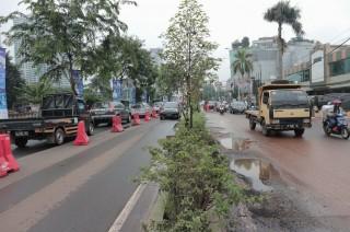 Kemacetan di Bekasi Diatasi dengan Rekayasa Lalu Lintas