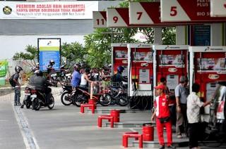 Penjualan BBM di 2018 Capai 67,35 Juta KL