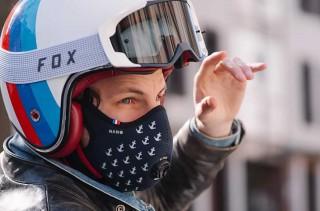 R-Pur, Masker <i>Biker</i> Berteknologi Pengontrol Polusi