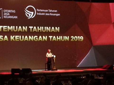 2019, OJK Yakin Kinerja Jasa Keuangan Terus Positif