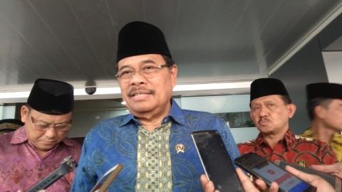 Jaksa Agung M Prasetyo - Medcom.id/Lukman Diah Sari.
