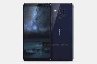 Nokia 9 PureView Meluncur Januari?